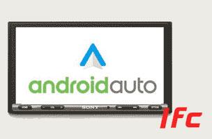 radios compatibles con Android Auto