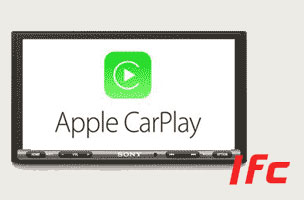 radios compatibles con CarPlay