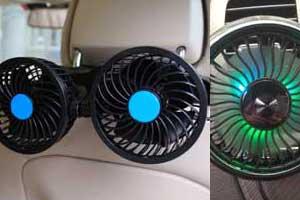 ventiladores para coche baratos
